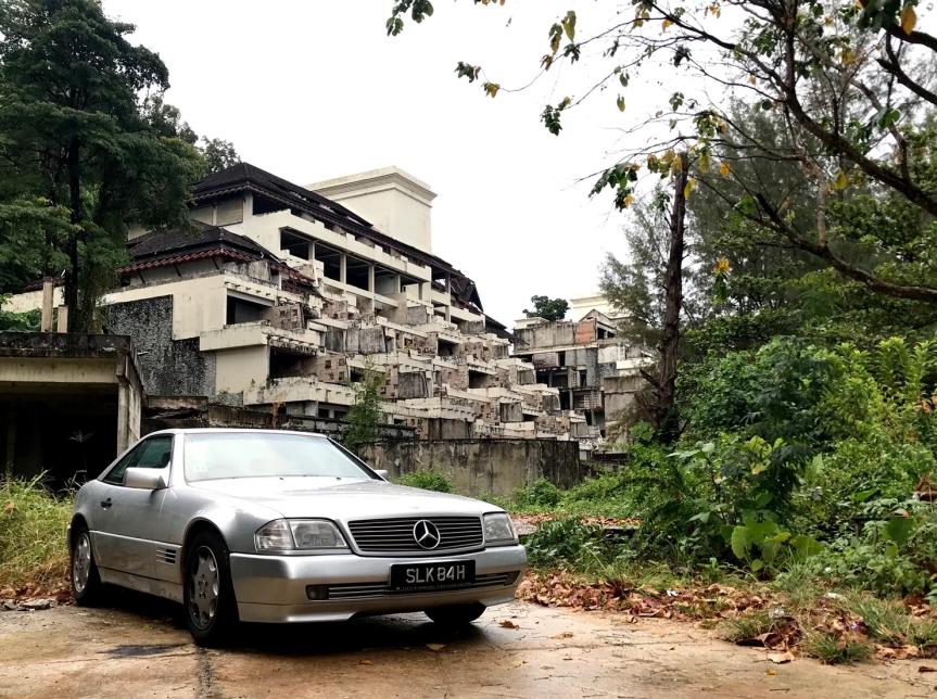 Abandoned Hyatt Hotel inPhuket